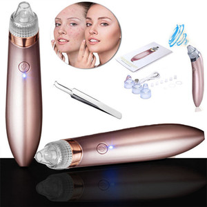 Wholesale New microdermabrasion diamond Peeling system beauty device facial machine home use blackhead removal nose pore cleaner skin care tools
