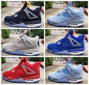 Wholesale Georgetown Hoyas Mushroom Jumpman Oklahoma Sooners PE Florida Gators Basketball Shoes s UNC Powder Blue Cool Grey Mens des chaussures