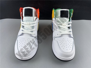 caixa de espíritos venda por atacado-2019 s BRINCALHÃO White Court roxo do Espírito Designer de sapatos de basquetebol sapatos de desporto Moda Athletic Trainers Sneakers Com Box