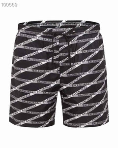 Wholesale Mens wear cotton pants Animal printing short trousers Lovers full marks Sandy beach Casual pants Streetwear Clothes Accessories