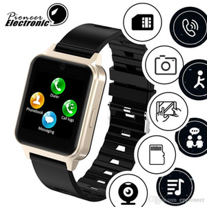 Wholesale 2019 new arrival For apple iphone Newest android Bluetooth Smart Watch smartwatch Support SIM TF Card with Camera PK GT08