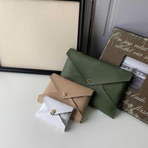 fashion 3 pieces combination designer purse women clutch bag wallet bags pochette kirigami designer luxury handbags purses with box