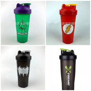 Wholesale Hero Series Outdoor Shaker Water Bottle Camping And Hiking Plastic Cup High End Tumbler Mulit Color Hot Sale sj E1