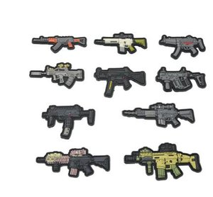 Armband Stickers PVC 81 Plastic Plastic Chapter Camouflage 95B Morale Tactical Stickers Label Clothing