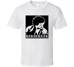 Wholesale Berserker Clerks White T Shirt Mens Tee Gift New From US white black grey red trousers tshirt