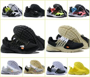 Wholesale High Quality New Presto V2 Ultra BR TP QS Black White X Sports Shoes Cheap Designer Air Cushion Prestos Women Men Brand Trainer Sneaker