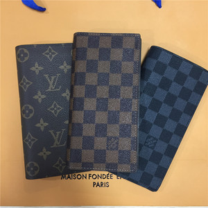 Wholesale mens wallet luxury wallet men designer wallet designer luxury handbags purses zippy clutch wallets leather designer purse card holder