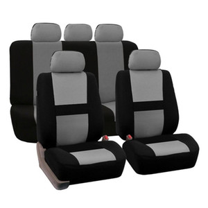 Wholesale 9 Set Four Seasons Universal Car Seat Cushions Automobiles Car Seat Covers Interior Auto Vehicles Styling Pads Supplies Hot