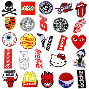 Wholesale 50pcs Sexy Cool Car Stickers Random DIY Decal Stickers for Graffiti Car Covers Skateboard Snowboard Laptop Luggage Motorcycle Bike