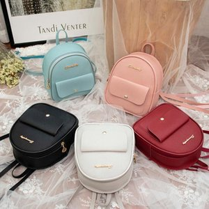 Wholesale 2019 New design women shoulder bags multifunction small PU Leather Shoulder Bag ladies pouch phone bags