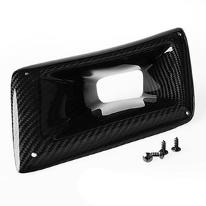 intercooler für großhandel-Für Nissan Z Z33 Lufteinlass Vent Carbon Intercooler Intercooler Surround Kanal Auto Styling