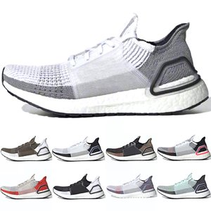 Wholesale 2019 Ultra Boost Men Women Running Shoes Ultraboost Laser Red Oreo Core Black Dark Pixel Refract Best New Sport Sneaker