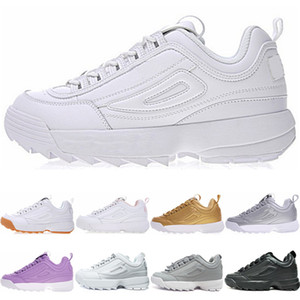 Original designer Women Triple white purple casual Shoes new grey white mens trainers section leather gold pink White Gum sports sneakers on Sale