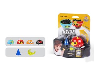 Wholesale New 2019 child Watch toy inertia toy Inertial machine gyro car (watch 2 mixed) educational toys
