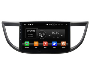 Wholesale 4GB RAM GB ROM quot Android Car DVD Player Head unit for Honda CRV CR V Radio GPS WIFI Bluetooth USB DVR