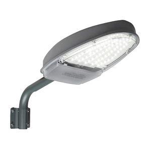 24W LED Street Area Lighting 2500lm 144 LEDS 6500K Dusk to Dawn Sensor Waterproof IP65 Security Floodlight Yard Wall Post Outdoor Lights