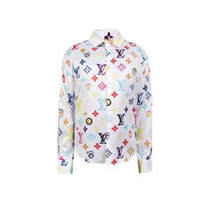 Wholesale Print Floral Shirt Casual Men Ms Part Print Floral Pattern Design Turn Down Collar Long Sleeve Patchwork Men Dress Shirt