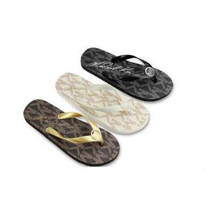 a91fe2df6 Designer Shoes Women Designer Flip Flops Signature Beach Sandals Summer  Holiday Jet Set Slippers Waterproof Flip