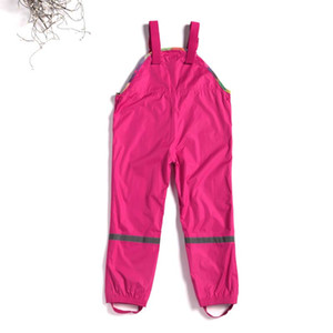 Wholesale rains pants for sale - Group buy Girls Boys Waterproof Overalls Padded Outdoor Pants High Quality Kid Windproof Rain Pants Children s Winter Necessary Trousers