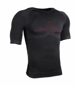 Costelo Seamless Compression Sports Gym Yoga fitnesst-shirt bionic baselayer CyclingJerseys Cycling Shirts & Tops Sports clothes Compresse