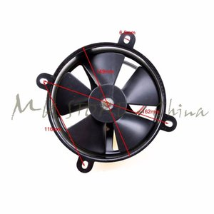 Wholesale 12V inch thermo Radiator Oil Cooler Water Cooler Electric COOLING FAN CC CC Pit Trial Go kate ATV dirt bike Quad Buggy