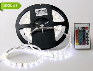 Cixi Enhanced Remote Control 20-Function Led Strip with adapter Assorted Colors Ship from Turkey HB-000258369