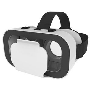New Brand Designer VR Glasses 3D Movie Games Glasses Mobile Games Play Movies 3DVR Glasses Virtual Reality, Universal All Smartphones 2019