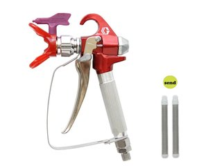 Wholesale Professional quality Airless Spray gun paint sprayer gun used at airless paint sprayer paint gun