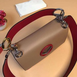 Wholesale 2018 brand fashion luxury designer bags crossbody bag high quality street shooting genuine leather women handbags wallet