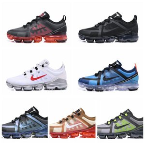 New Top quality Run Utility Men casual shoes Best Quality Black Anthracite White Reflect Silver Discount Trainers shoes40-46