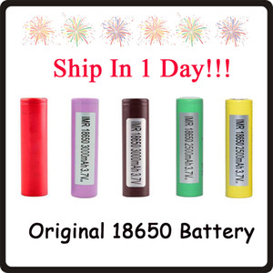 Wholesale 18650 batteries for sale - Group buy Authentic Battery LG HG2 Samsung INR18650 Q MAH HE2 HE4 INR R mah Rechargeable Batteries Using Cell EC041