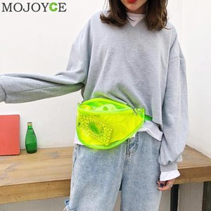 Wholesale Fanny Pack for Women Waist Bag Female Belt Bag Sport Transparent Bum Ladies Clear Waist Pack Purse Unisex PVC