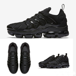 2019 new good casual Shoes Rainbow full Black white tn red Men Footwear Sneakers size 36-45 on Sale