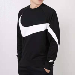 Wholesale Hoodie mens NK winter hoodie cotton streetwear hoodie Brand Designer Hoodies Loose Fit Heron Preston Pullover Sweatshirt Sweater YAR