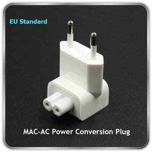Wholesale EU Standard Plug for iPad Mac Laptop W W Charger AC to DC Notebook Power Supply European standard Universal Adapter