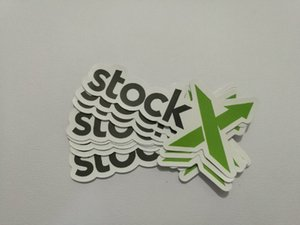Hot Sale Verified Authentic Stock X Tag QR Code Sticker x Card Verified Authentic Shoe Buckle Accessories