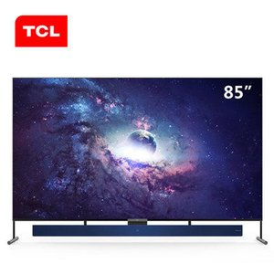 Original TCL 85Q6 85-inch high color gamut giant screen Ultra clear 4KHDR full screen 2+32G high configuration artificial intelligence TV