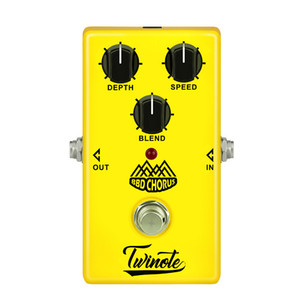Wholesale pedal guitarra resale online - 1pcs Electric Guitar Effect Pedal Chorus Low Noise Overload effector BBD True Bypass Guitarra Effect Pedal guitar accessories