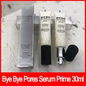 Wholesale Face Makeup Bye Bye Pores Primer Oil Free Poreless Skin Perfecting Serum Primer Make Up Base Foundation Primer ml