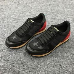 Wholesale new arrival high quality brand stars lovers casual shoes,black and camouflage lover shoes ,free shipping on Sale