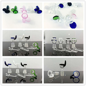 Wholesale 14mm mm glass bowl slide for bong female male dry herb tobacco bowl piece ash catcher for water pipe dab rig