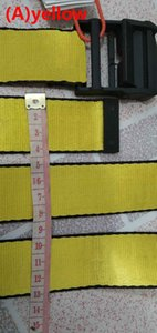 2013 fashionable high quality canvas of white belt men leisure golden yellow belt Canvas men women belts 200cm