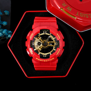 Wholesale 2019 New G110 Fashion Atmospheric Stereo Dial 3D Design, Blessing Edition Unique Limited Logo Metal Box