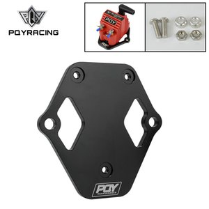 PQY Universal Billet Aluminum Ignition Coil Bracket For Blaster Ss 12V High Output External Male E-Core Ignition Coil 8207 EIC99