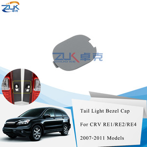 Wholesale bolt cover caps resale online - ZUK Tail Lamp Nut Dust Cover Bolt Garnish Trim Cover Bezel Cap Case For Honda For CR V RE