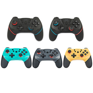 juegos de cambio de nintendo al por mayor-Bluetooth Wireless Game Controller D28 Switch Pro GamePad Joypad Joystick para Nintendo D28 Switch Pro Console Buena calidad