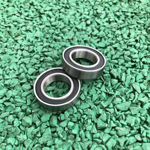 Wholesale ball bearing thin mm for sale - Group buy 20pcs RS x42x7 rubber sealed cover thin wall deep groove ball bearing RS RS mm