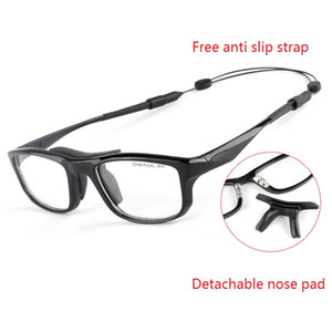 Wholesale Vazrobe TR90 Sports Glasses Frame Men Women Light Anti Slip Driving Outdoor Eyeglasses Man Prescription Eyewear Eye Protect