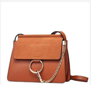 Wholesale TheWholesale-high quality top women New Fashion Hot Selling 4 Colors Women Shoulder Bag Genuine Leather Women Bags Cow Leather