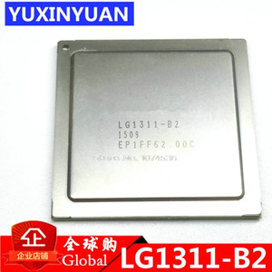 Wholesale ic integrated circuits resale online - Freeshipping LG1311 LG1311 B2 BGA integrated circuit IC LCD chip electronic